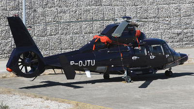 F-OJTU - Eurocopter AS 365N3 Dauphin 2 - HeliPortugal