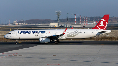 TC-JST - Airbus A321-231 - Turkish Airlines