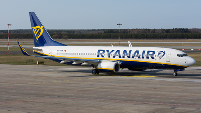 EI-GJM - Boeing 737-8AS - Ryanair