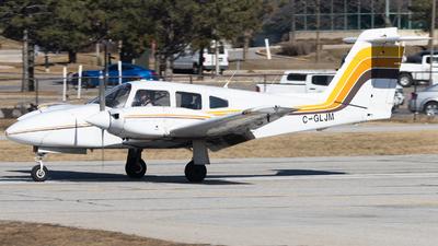 C-GLJM - Piper PA-44-180 Seminole - Private