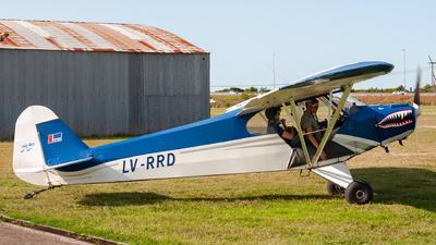 LV-RRD - Piper PA-11-90 Cub Special - Private