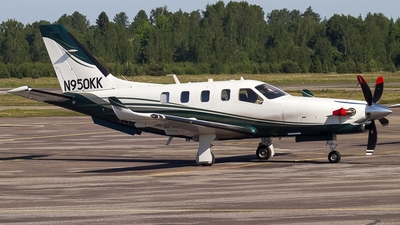 N950KK - Socata TBM-900 - Private