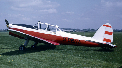 A picture of GBBNA - De Havilland Canada DHC1 Chipmunk - [C1/0491] - © Ian Howat