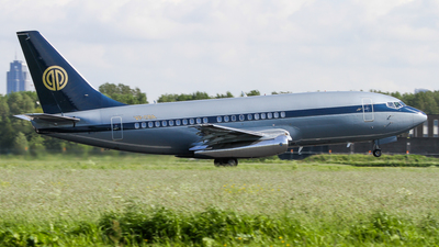 VP-CBA - Boeing 737-2W8(Adv) - Sky Aviation