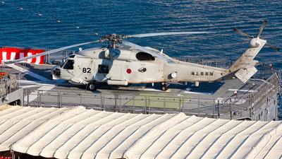 8282 - Mitsubishi SH-60J Seahawk - Japan - Maritime Self Defence Force (JMSDF)