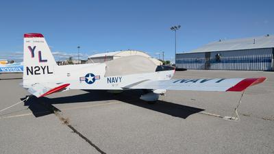 N2YL - Grumman American AA-5B Tiger - Private