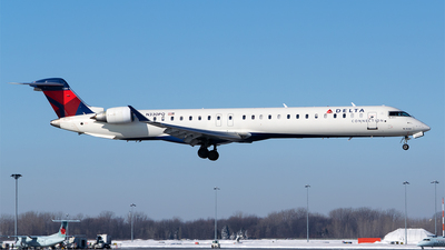N330PQ - Bombardier CRJ-900LR - Delta Connection (Endeavor Air)