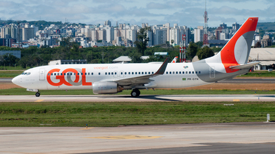 PR-GTN - Boeing 737-8EH - GOL Linhas Aéreas