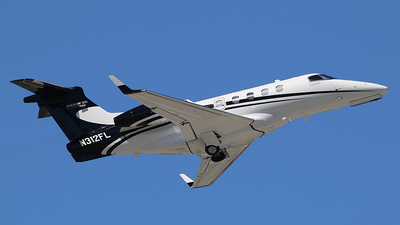 N312FL - Embraer 505 Phenom 300 - Private