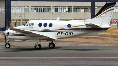PT-OSI - Beechcraft C90 King Air - Private