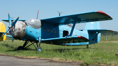 UR-LVH - PZL-Mielec An-2 - Private