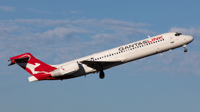 VH-NXM - Boeing 717-231 - QantasLink (National Jet Systems)