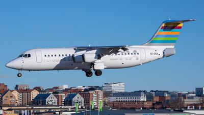 A picture of SEDSR - Avro RJ100 - [E3244] - © Henrik Nilsson