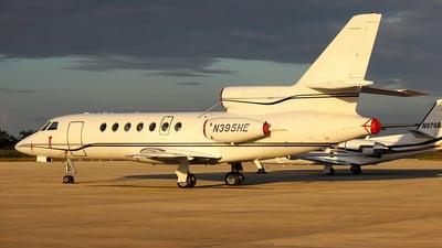 A picture of N395HE - Dassault Falcon 50 - [228] - © Carlos Alberto Rubio Herrera