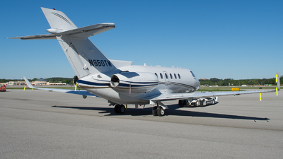 N850TM - Raytheon Hawker 850XP - Private