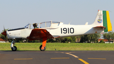 FAB1910 - Neiva T-25C Universal - Brazil - Air Force