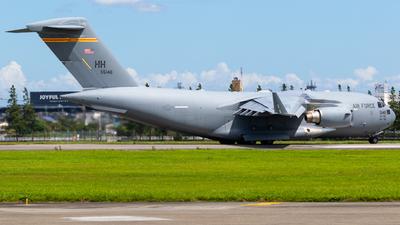 05-5148 - Boeing C-17A Globemaster III - United States - US Air Force (USAF)