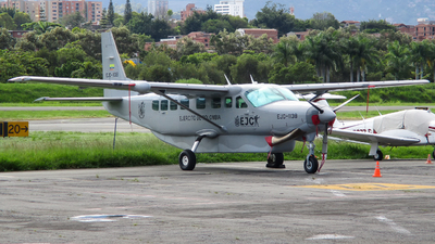 EJC1138 - Cessna 208B Grand Caravan - Colombia - Army