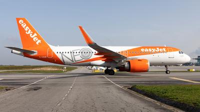 G-UZHF - Airbus A320-251N - easyJet