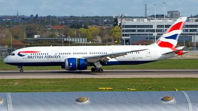 A picture of GZBJE - Boeing 7878 Dreamliner - British Airways - © M. Azizul Islam