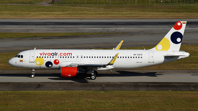 HK-5275 - Airbus A320-214 - Viva Air Colombia