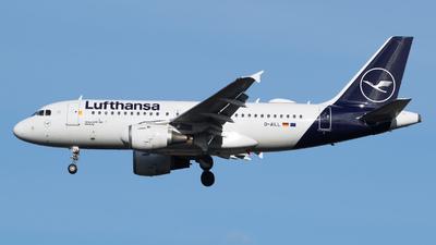 A picture of DAILL - Airbus A319114 - Lufthansa - © RAFAL KUKOWSKI