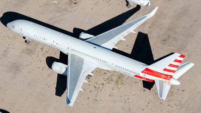 A picture of N939UW - Boeing 7572B7 - [27303] - © Daniel Dominguez