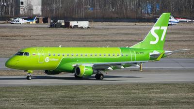 A picture of VQBYM - Embraer E170SU - S7 Airlines - © Andrei Kurach