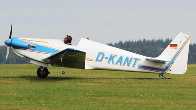 D-KANT - Sportavia Fournier RF-4D - Private