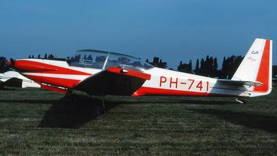 PH-741 - Sportavia Pützer RF5B Sperber - Private
