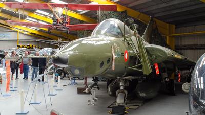 AR-107 - Saab RF-35XD Draken - Denmark - Air Force