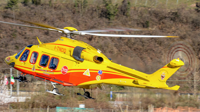 A picture of ITNDD - AgustaWestland AW139 - [31374] - © Samuele Pascali