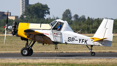 SP-YFK - PZL-Mielec M-21 Dromader Mini - Private