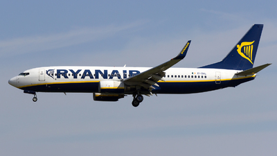 EI-DAL - Boeing 737-8AS - Ryanair