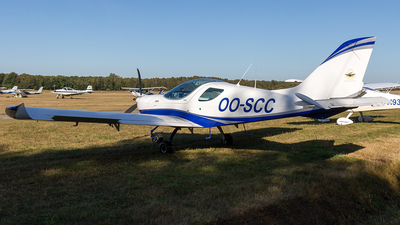 OO-SCC - CZAW SportCruiser - Private