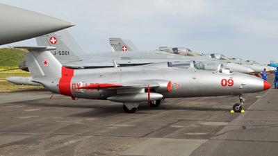 OY-LSD - Aero L-29 Delfin - Private