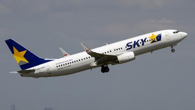 JA73NC - Boeing 737-8FZ - Skymark Airlines