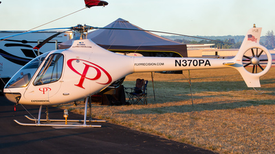 A picture of N370PA - Guimbal G2 Cabri - [1062] - © Russell Hill