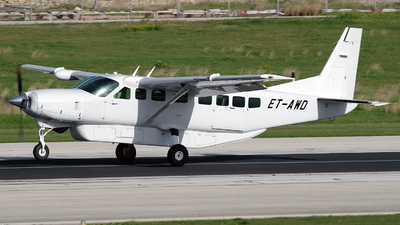 ET-AWD - Cessna 208B Grand Caravan EX - Abyssinia Flight Services