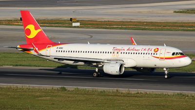 B-1692 - Airbus A320-214 - Tianjin Airlines