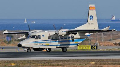 EC-HTU - CASA C-212-400MP Aviocar - Empresa de Transformación Agraria (TRAGSA)
