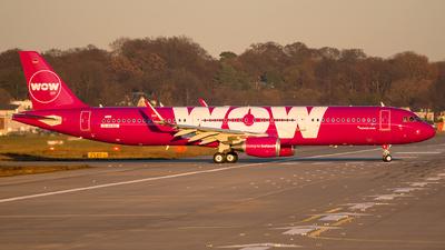 D-AVXO - Airbus A321-211 - WOW Air