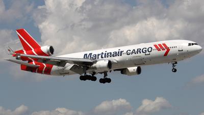 PH-MCS - McDonnell Douglas MD-11(CF) - Martinair