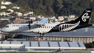 A picture of ZKMCP - ATR 72500 - [0630] - © ian piper