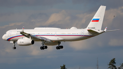 RA-64529 - Tupolev Tu-214PU - Russia - Air Force