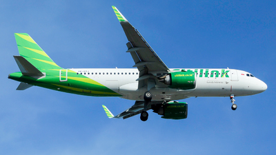 A picture of PKGTJ - Airbus A320251N - Citilink - © Bima Yudha Aldianto