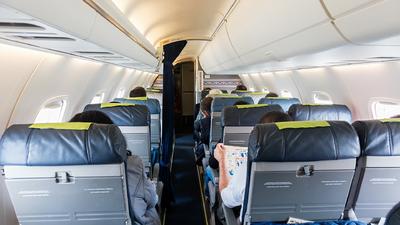 CS-TPJ - Embraer ERJ-145ER - PGA Portugália Airlines