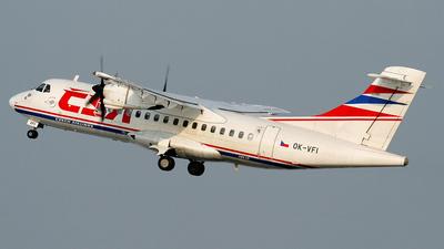 OK-VFI - ATR 42-320 - CSA Czech Airlines