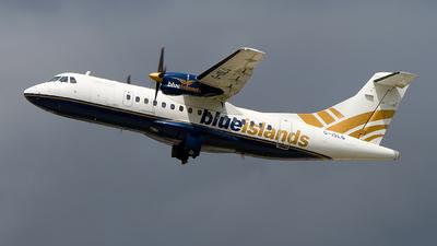 A picture of GISLG - ATR 42320 - [0019] - © Freek Blokzijl