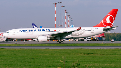 A picture of TCJNB - Airbus A330203 - Turkish Airlines - © ArCher